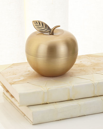Apple Covered Box