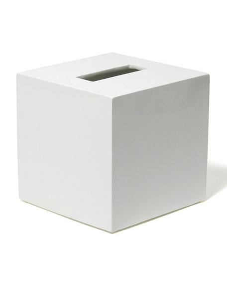Lacquer Tissue Box Cover