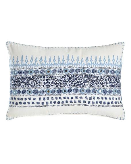 John Robshaw Primrose Pillow, 12
