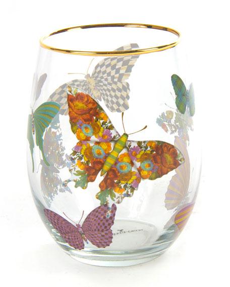 MacKenzie-Childs Butterfly Garden Cooler