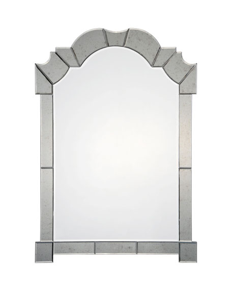 Bethia Chippendale-Style Mirror