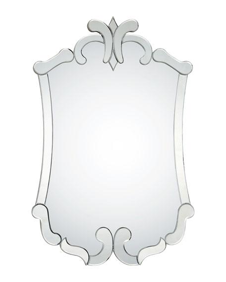Glynis Mirror-Framed Mirror