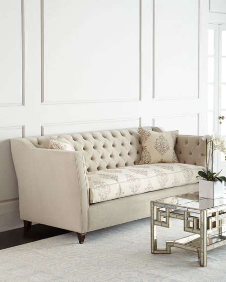 Couture Tufted Sofa