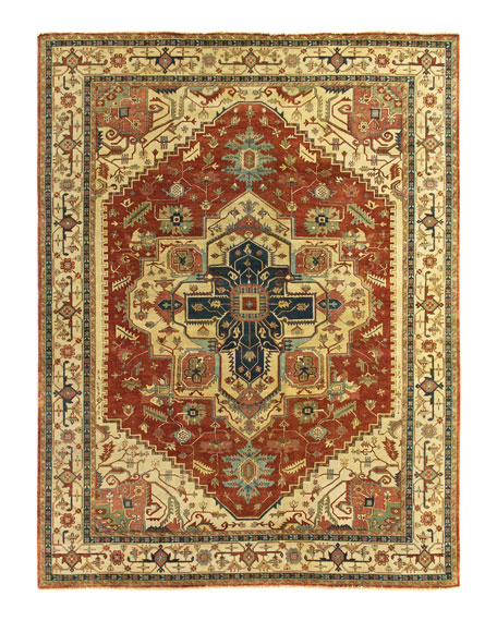 Exquisite Rugs Lunden Rug, 9' x 12'