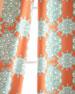 """Two 50""""W x 96""""L Jakarta Curtains"""