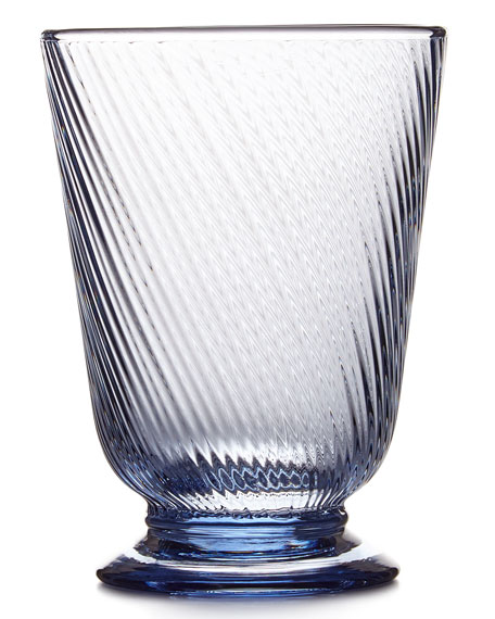 Juliska Arabella Delft-Blue Glassware