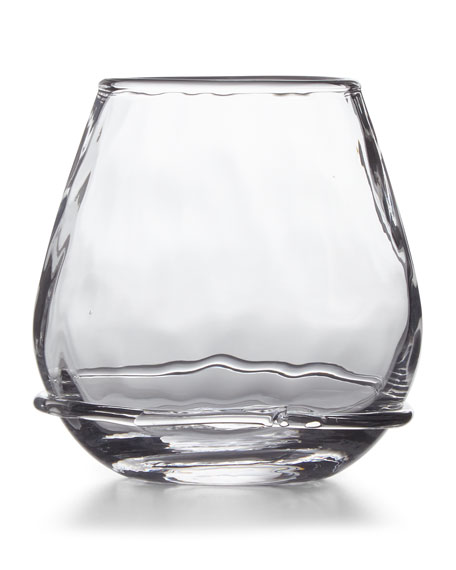 Juliska Carine Stemless Wine Glass