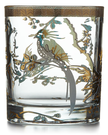 Patina Vie Chanteuse Rocks Glasses, Set of 4