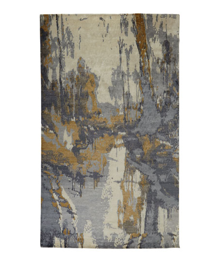 Duchamp Rug, 6' x 9'