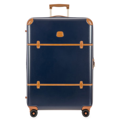 Bric S Bellagio Navy 32 Quot Spinner Luggage Neiman Marcus