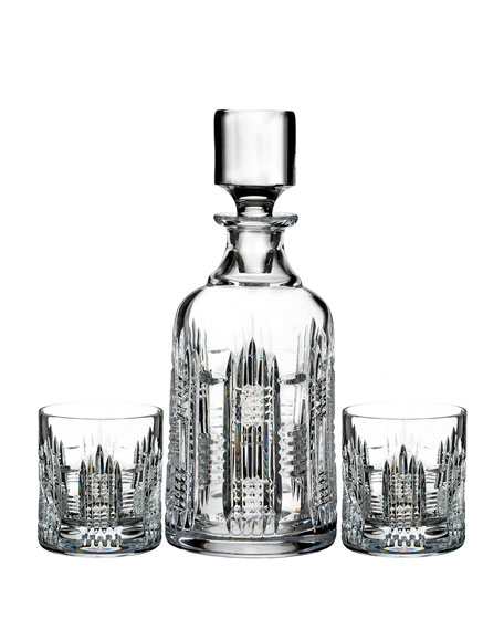 Waterford Crystal Dungarven Decanter Set