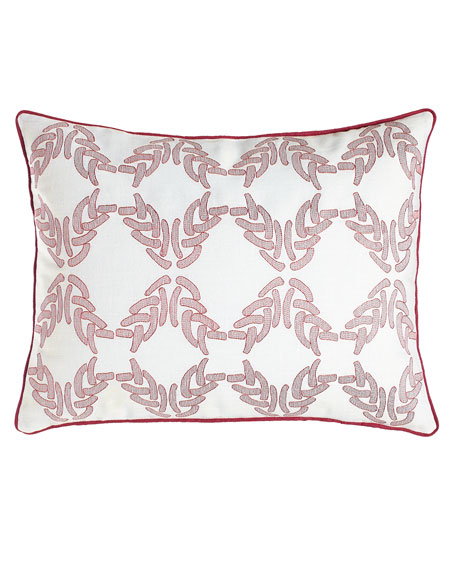 SFERRA Braid Pillow, 16