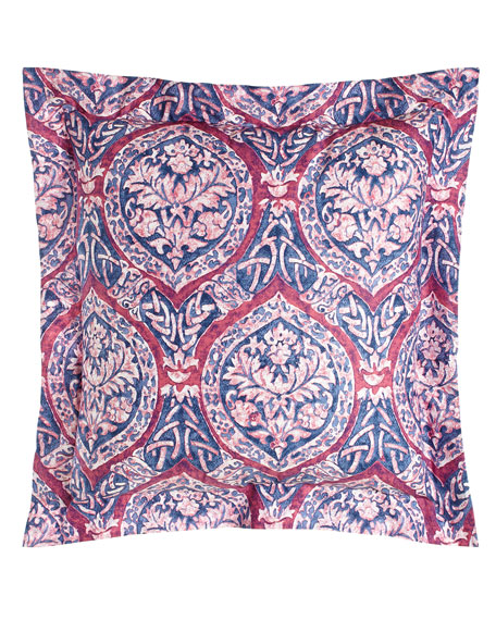 European Celtic Flowers Sham