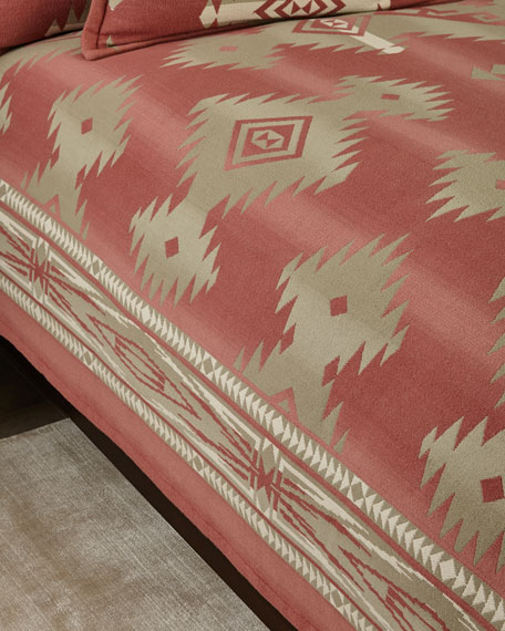 Ralph Lauren Home King Southview Blanket