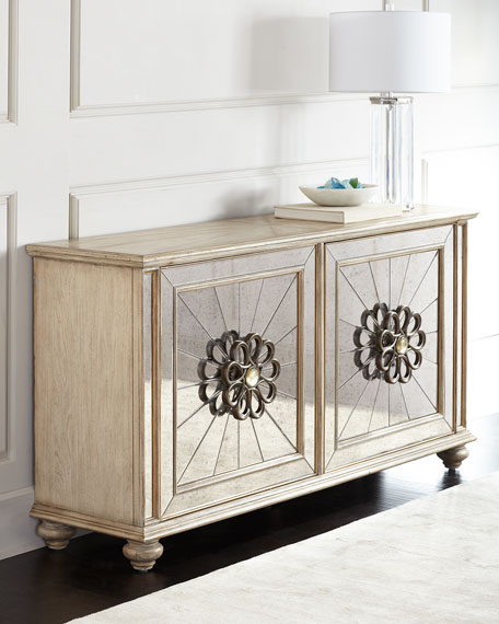 Roderick Mirrored Console