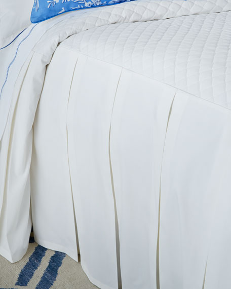 Twin Camden Skirted Bedspread