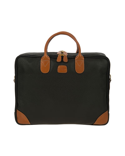 Magellano Black Slim Attache