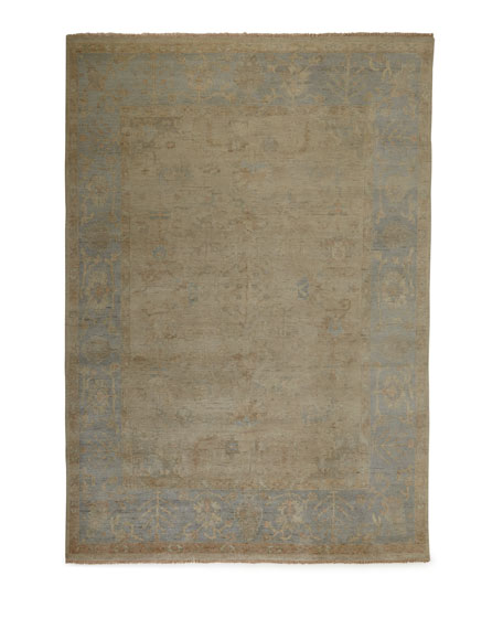 Henrietta Oushak Rug, 3' x 5'