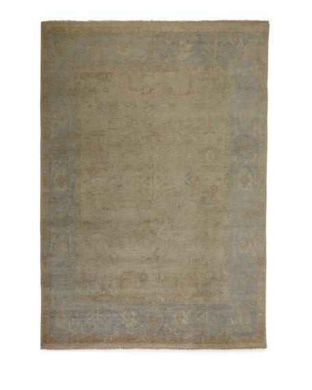 Henrietta Oushak Rug, 4' x 6'