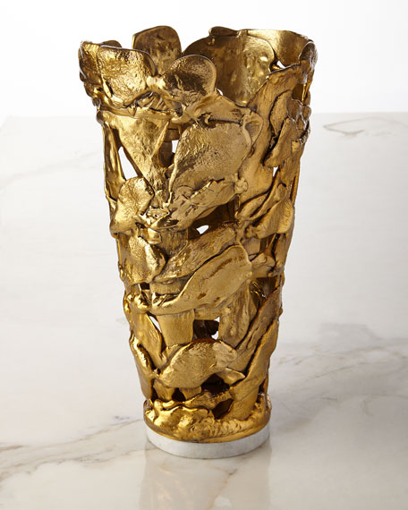 Michael Aram After the Storm Medium Vase