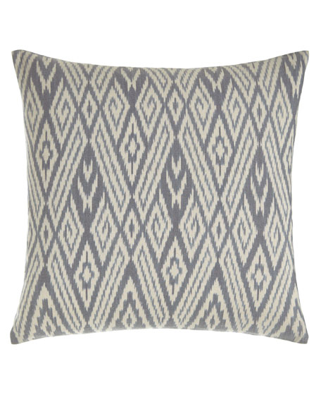 Fog Ikat Pillow, 20