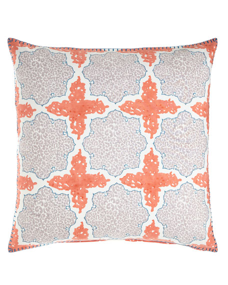 "Sarkar Pillow, 26""Sq."