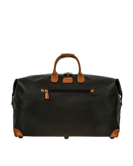 "Magellano Black 22"" Cargo Duffel Luggage"