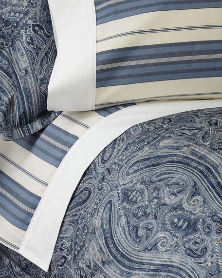 Two Standard Hagan 200TC Pillowcases