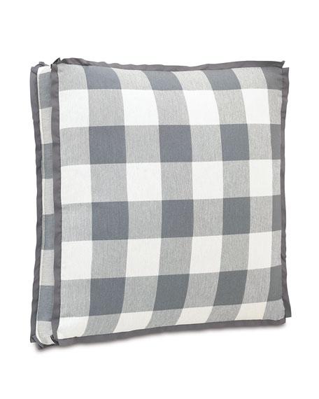 European Hampshire Phipps Slate Pillow
