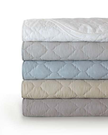Eastern Accents Queen Violetta Coverlet