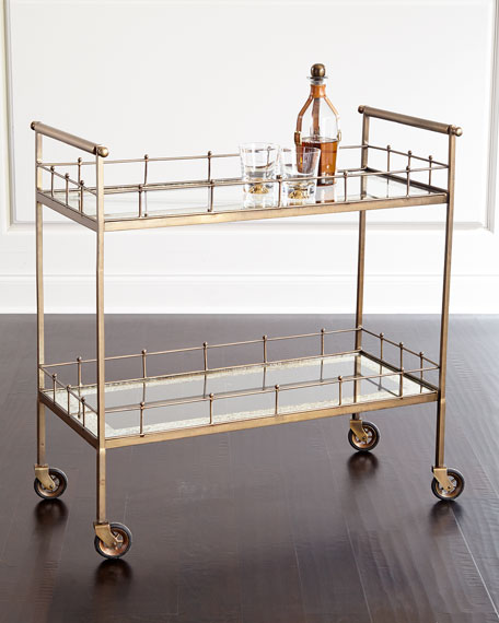 Kingston Brass Bar Cart