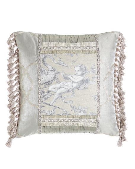 Sweet Dreams Gabriella Pieced Pillow, 18