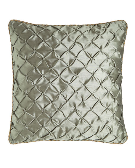 European Cannes Knotted Sham