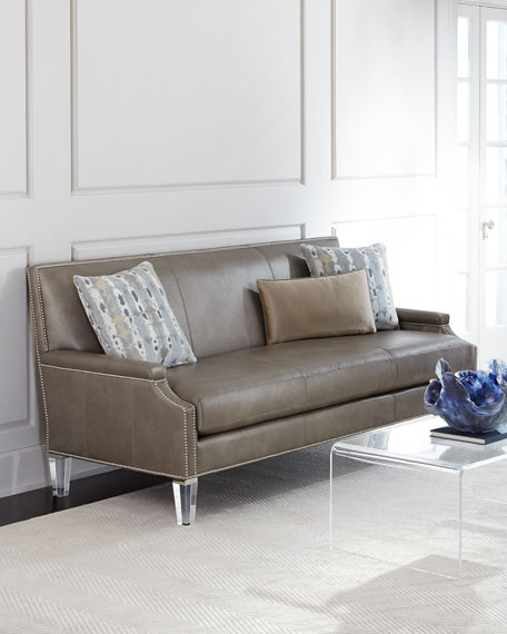 Lucine Leather Sofa