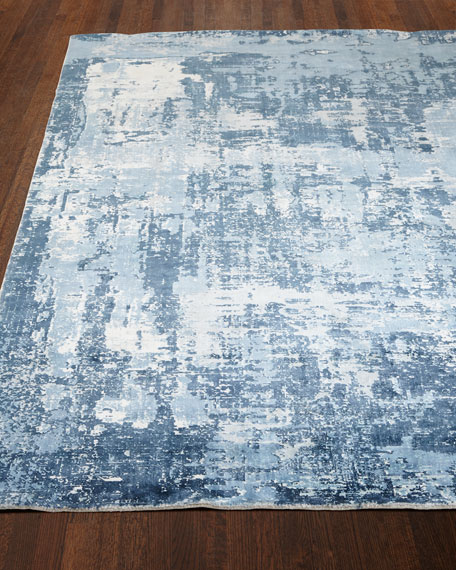 Blue Horizon Rug, 9' x 12'