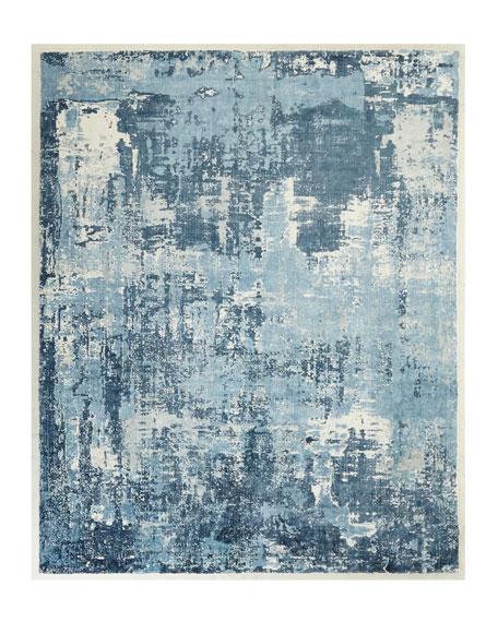 Blue Horizon Rug, 9' x 12'