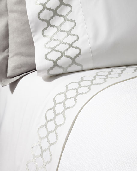 Two Standard Tangier Pillowcases