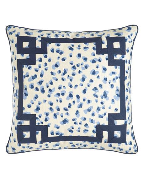 shop pillow luminecence leopard pillows
