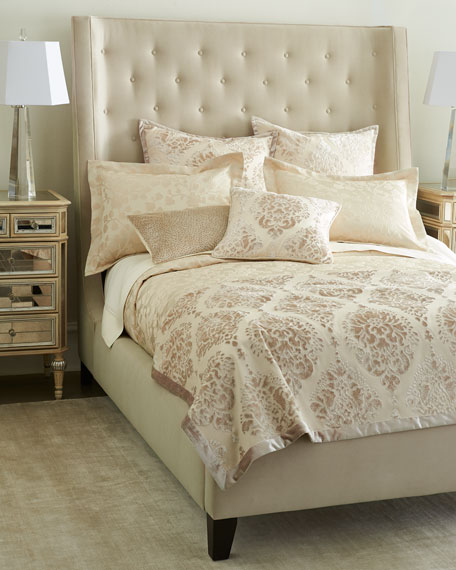 Bernhardt Ellsbury Tufted Bed