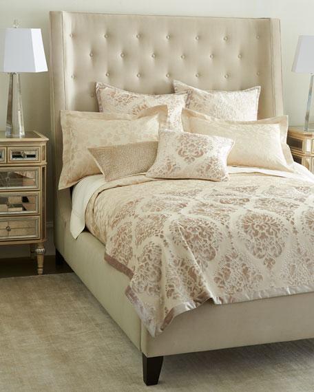 Bernhardt Ellsbury Tufted California King Bed