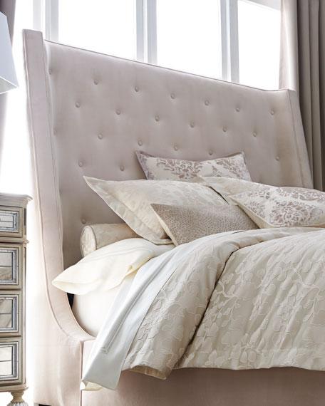 Ellsbury Tufted King Bed