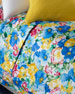 Queen 300TC Ashlyn Floral Fitted Sheet
