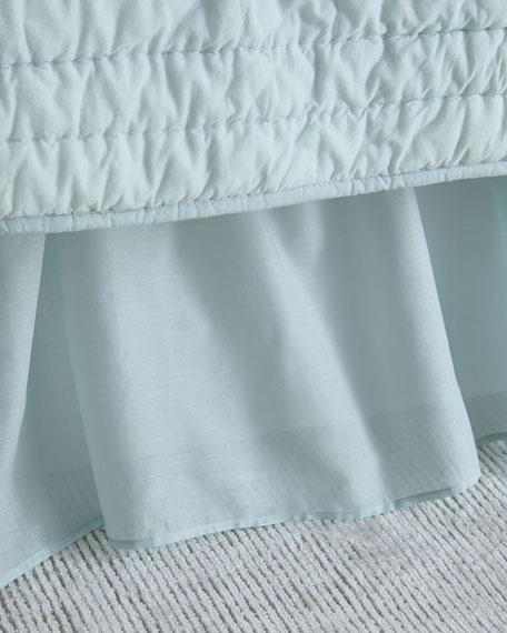 C & F Enterprises Twin Voile Dust Skirt