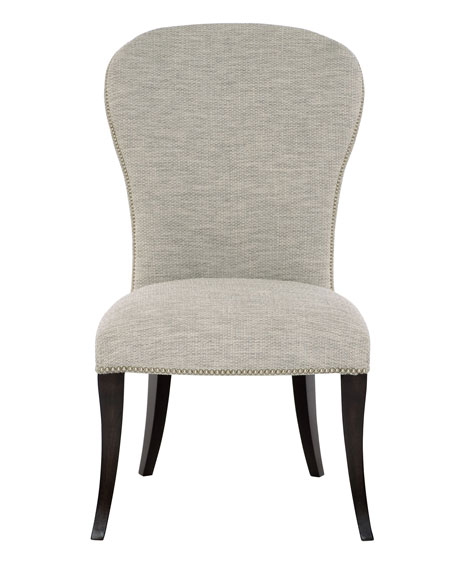 Bernhardt Pair of Reeves Dining Side Chairs