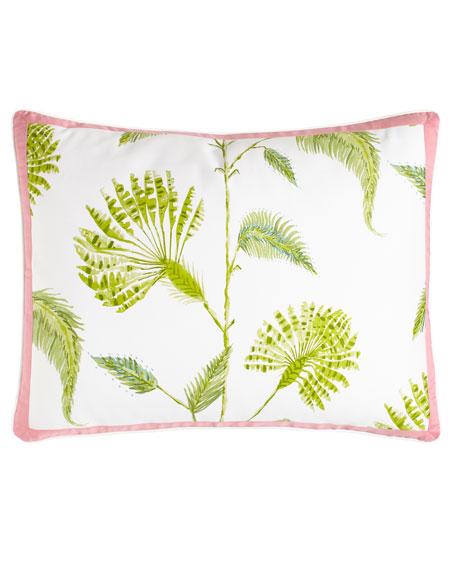 Queen Palm Court 4-Piece Comforter Set