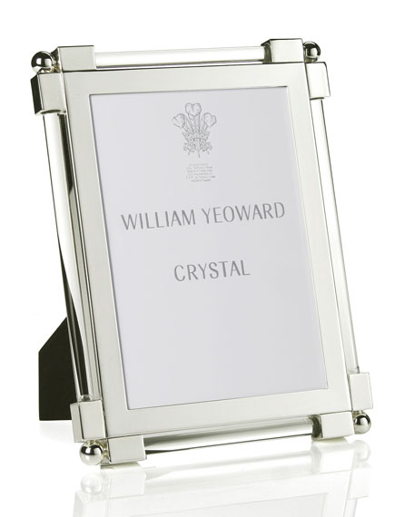 "Classic Glass Clear 5"" x 7"" Frame"