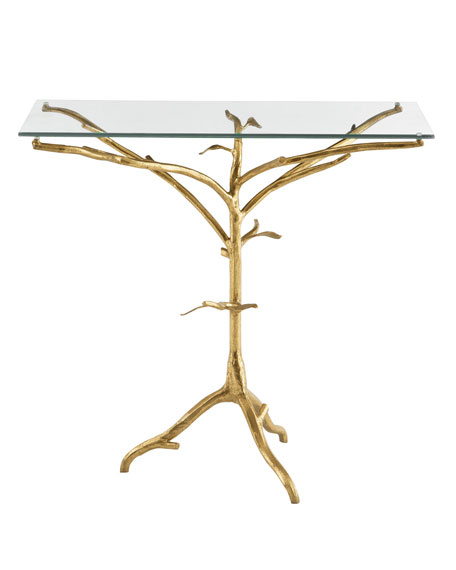 Tansy Rectangular Side Table