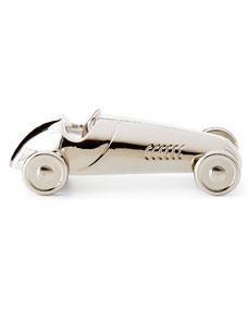 godinger race car bottle opener. Black Bedroom Furniture Sets. Home Design Ideas