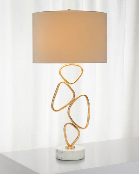 John-Richard Collection Defy Gravity Table Lamp