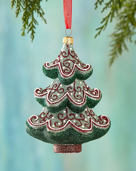 Timeless Tree Christmas Ornament